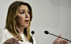 Susana Díaz descarta convocar elecciones mientras haya estabilidad