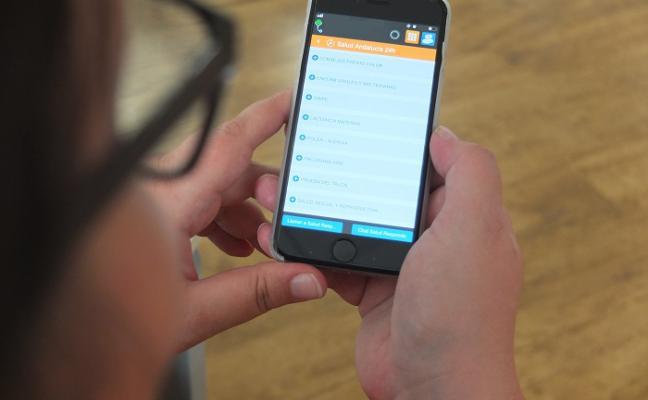Salud a golpe de teléfono: El SAS da más de tres millones de citas en Almería de forma telemática