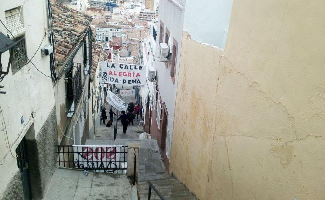 Vecinos de El Tomillo y San Juan, en pie de guerra por el «abandono»