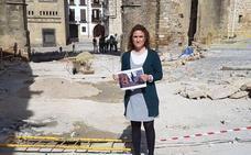 El PP critica «el caos» en el casco histórico de Baeza con obras que afectan a una treintena de calles