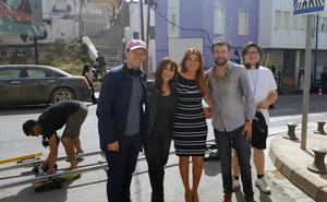 Almería recibe el rodaje de la serie británica 'Bounty Hunters'
