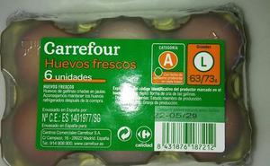 ¿Qué hay detrás de los huevos que compras en Lidl, Carrefour y Mercadona?