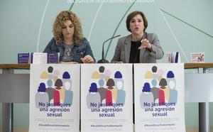 64 mujeres denunciaron en Granada ser víctimas de agresiones y abusos sexuales