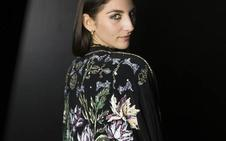 Una española actualiza el kimono
