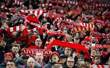 Así fue como el mundo entero se rindió, otra vez, al «You'll never walk alone» de Liverpool