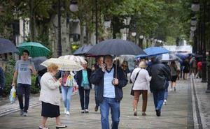 Fuertes lluvias y bajada de temperaturas en Granada
