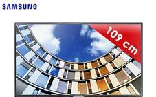 La mejor oferta en televisores: Samsung Led 43 pulgadas Smart TV por 275 euros y envío gratis