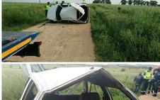 Los niños de Badajoz se grabaron conduciendo minutos antes del accidente mortal