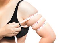 4 alimentos que te harán más gordos los brazos