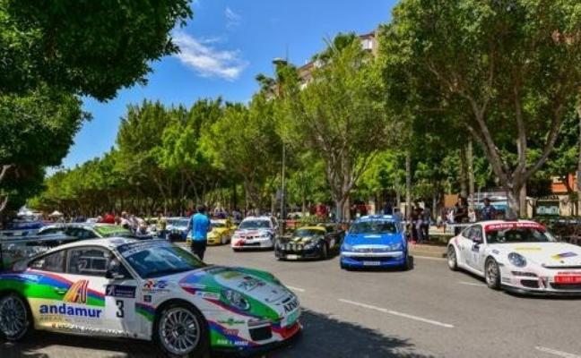 Se avecina una espectacular XLIV edición del Rally Costa de Almería