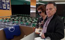 Las últimas 'Operación Kilo', un balón de oxígeno para el Banco de Alimentos