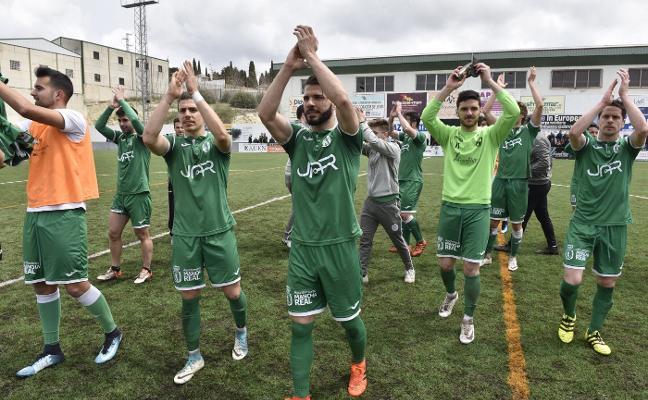 El Atlético Mancha Real tratará de mantener al núcleo de su plantilla
