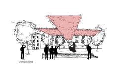 La cruz de la Plaza del Carmen será obra de una estudiante de Arquitectura