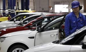 China asalta el poder en el mundo del automóvil