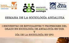 La UGR acoge el I Encuentro de Estudiantes y Profesores del Grado en Sociología de Andalucía