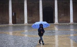 La AEMET alerta del cambio de tiempo en Granada para el fin de semana y el puente de mayo