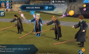 Primeras imágenes del nuevo videojuego de 'Harry Potter' para móviles iOS y Android