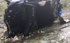 La juerga y la rocambolesca fuga del conductor accidentado en Las Pedrizas