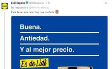 Lidl aprovecha el vídeo del robo de Cifuentes para promocionar su crema antiedad