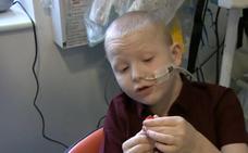 «Soy feliz»: el niño que ha recibido dos nuevos riñones, hígado, pancreas e intestino delgado en una misma operación