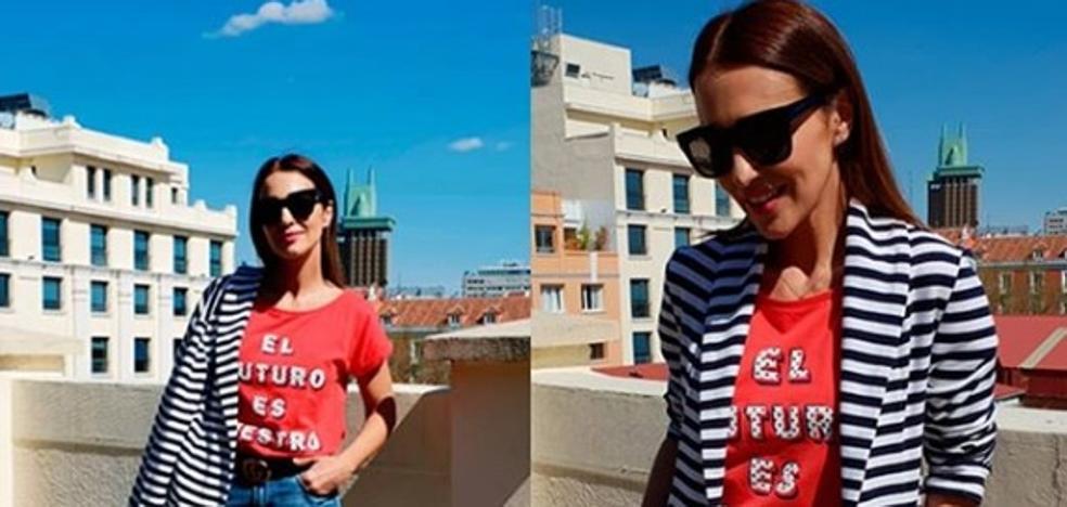 «Unas buenas curvas te sentarían de lujo»: preocupación en los fans de Paula Echevarría por su delgadez