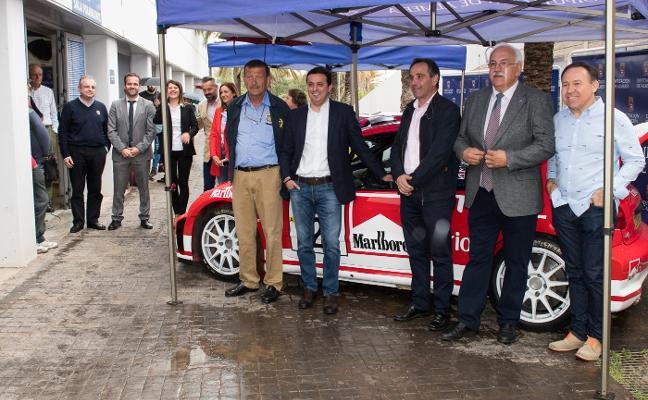 El Rally Costa de Almería presenta los alicientes de su XLIV edición