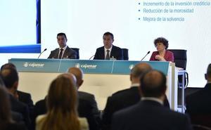 Cajamar cierra 2017 con un resultado de 80 millones de euros