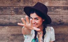 Paola Calasanz, 'Dulcinea', presenta este jueves en Granada 'El día que sientas las estrellas'