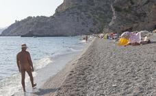 Un gran evento nudista fomentará el naturismo en la playa de Cantarriján de Almuñécar