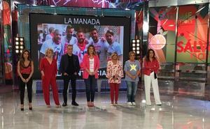 Estallan las críticas contra 'Sálvame' por lo ocurrido con 'La Manada' en pleno directo