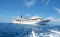 Más de mil personas llegarán a Almería a bordo de dos cruceros