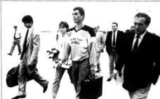 ¿Te acuerdas cuando Ivan Lendl jugó en Almería un partido de tenis?