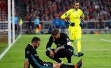 Isco y Carvajal, bajas ante el Bayern