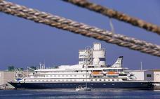 Tres cruceros de lujo con pasajes de hasta 17.000 euros coinciden en Motril