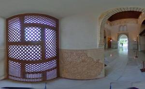 Así es el Cuarto Real de Santo Domingo visto en 360 grados