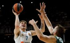 Doncic y Llull catapultan al Madrid a la 'Final Four'