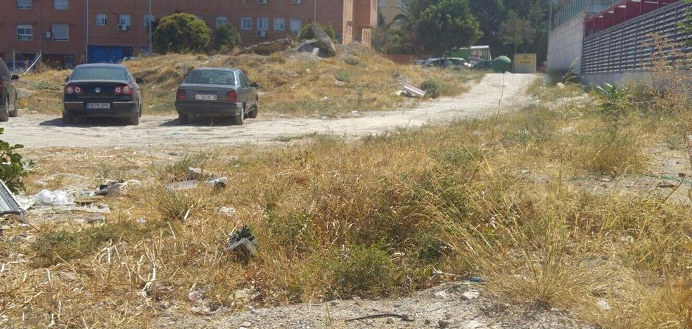 Un bando conmina a la limpieza de solares en Jaén antes del 1 de junio