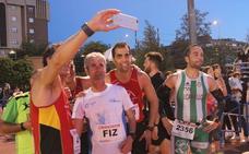 Encuéntrate en la Media Maratón de Granada