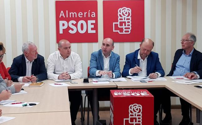 El PSOE andaluz presenta en Almería las enmiendas a los Presupuestos de 2018