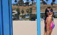 Revuelo y críticas en Twitter por una foto de Aitana de OT en biquini