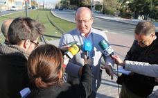 Márquez rechaza las críticas a la peatonalización en Jaén y defiende el tranvía como «un complemento»