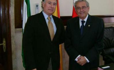 Luis Soria, nuevo subdelegado del Gobierno en Almería