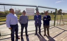 El club que quiere rescatar el campo de golf de Motril pide apoyo político para lograrlo