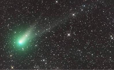 Alerta en torno al cometa Catalina, uno de los más próximos a la Tierra