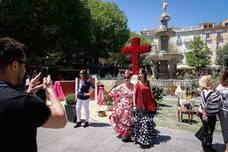 Comparte tu Día de la Cruz: mándanos tu foto de la tradicional fiesta