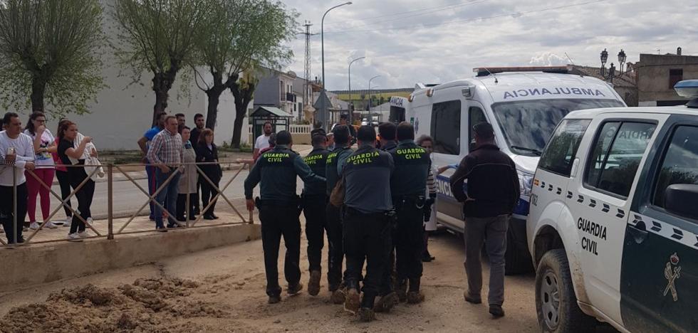 Encuentran a un anciano en Guadahortuna tras estar 16 horas desaparecido