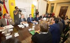 Fomento convoca una nueva reunión de la comisión de seguimiento para la llegada del AVE