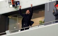 Simeone, el hincha que cambió el Atlético