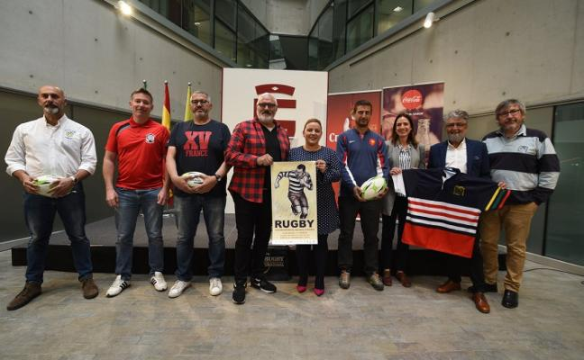 Veteranos de París, Londres y Roma para el Memorial Haro Vallejo