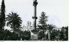 La Plaza Vieja: al menos desde el siglo XIX con jardines y árboles